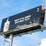 Herradura great style great taste billboard