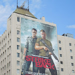 Giant Strike Back season 2 billboard