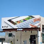 iPad 3 keyboard billboard