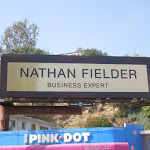 Nathan Fielder Comedy Central billboard