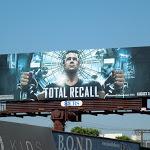 Colin Farrell Total Recall remake billboard