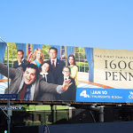1600 Penn season 1 special extension billboard