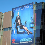 Project Runway season 11 billboard