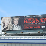 Phil Spector HBO billboard