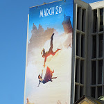 Giant Bioshock Infinite billboard