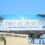 Neighbors series premiere billboard