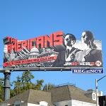 Americans series premiere billboard