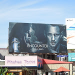 Alex Skarsgard Calvin Klein Encounter billboard