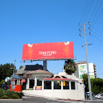 Tom Ford for Women FW 2012 billboard