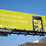 Meet new Windows Phone billboard