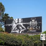 Gucci Premiere perfume billboard