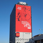 giant Girl HBO movie billboard