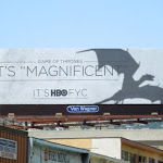 Game of Thrones Magnificent Emmy billboard