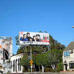 One Direction Take Me Home billboard Sunset Strip