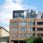 Burberry FW 2012 billboard High Line