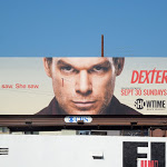 Dexter season 7 Showtime billboard