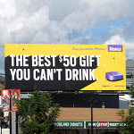 best $50 gift Roku billboard