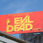 Evil Dead billboard