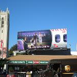 Fly TV Virgin America billboard