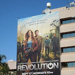 Giant Revolution billboard NBC Studios