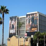 Giant Boss season 2 billboards Sunset Strip