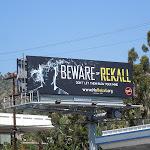 Total Recall remake teaser billboard