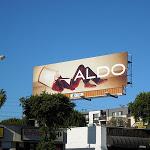 Aldo Shoes lampshade billboard