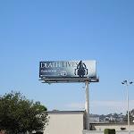 Death Lives Darksiders II billboard