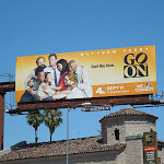 Matthew Perry Go On billboard