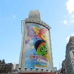 Oogieloves movie billboard NYC