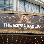 Expendables 2 Last Supper billboard