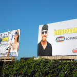 Heidi Frank Show radio billboards