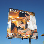 MasterCard Priceless Chef Ludo Lefebvre billboard
