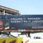 smokier justice Johnnie Walker Double Black billboard