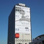 Giant Game of Thrones dragon shadow season 3 billboard
