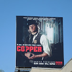 Copper BBC America billboard