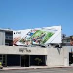 Apple iPad 3 billboard