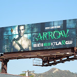 Arrow season 1 billboard