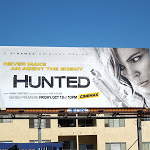 Hunted Cinemax billboard