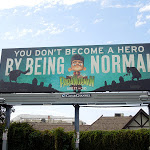 ParaNorman being normal billboard