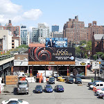 666 Park Avenue billboard NYC
