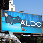 Aldo Shoes Benjamin Eidem denim billboard