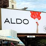 Aldo 40 years balloon billboard Nov 2012