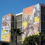 Borderlands 2 billboards