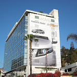 Giant Find New Roads Chevrolet Volt billboard