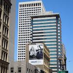 Smart Water billboard San Francisco