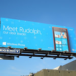 Meet Rudolph Windows Phone billboard