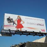 Tamar Vince season 1 billboard
