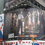 Boss season 2 billboard Times Square