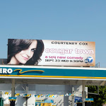 Cougar Town season 1 billboard